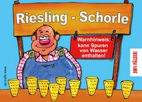Magnet Riesling Schorle